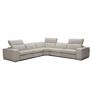cream power motion sectional product image