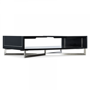 nelson black rectangular cocktail table product image