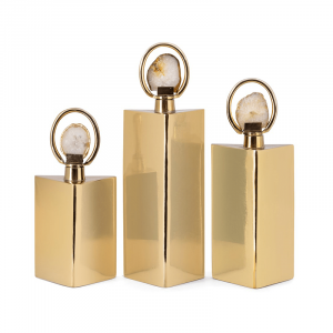 gold accessory set of 3 product image