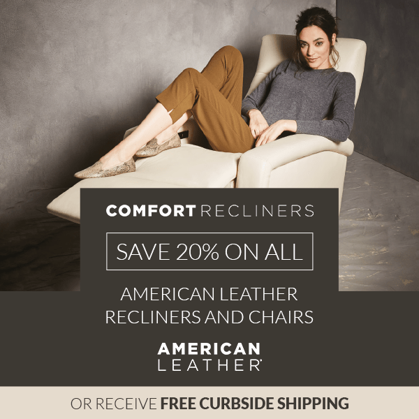 AL Recliner Promo Slider (Valid From: March 28, 2020 to June 15, 2020)